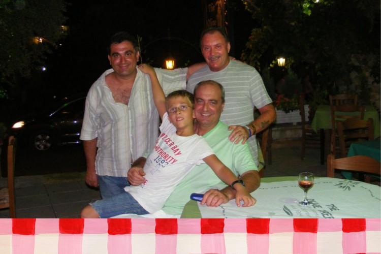 the olive tree taverna - the olive tree team