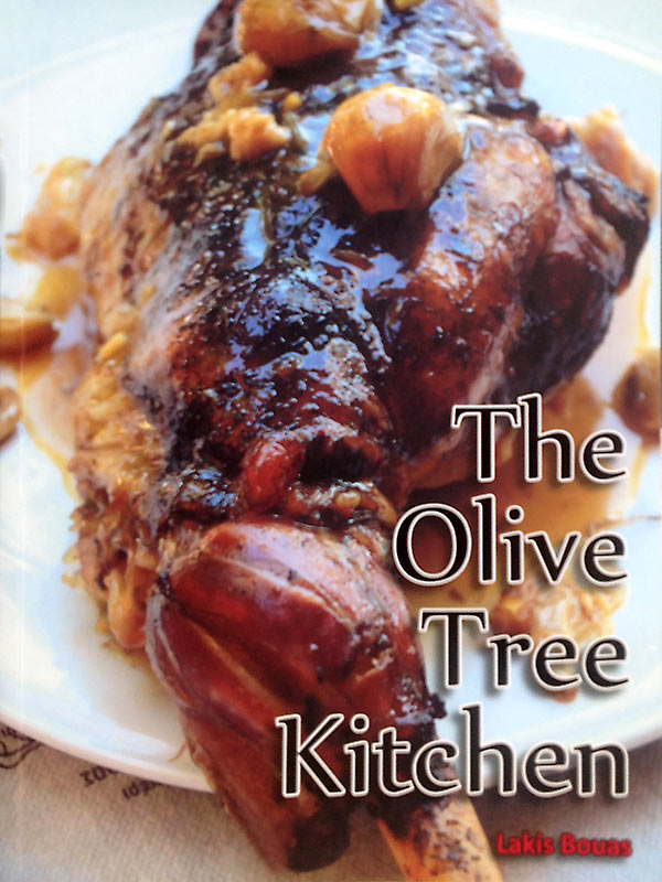 The Olive Tree Kitchen Book