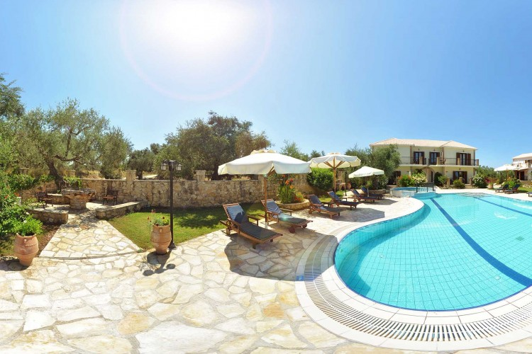 the olive tree taverna - the olive tree villas