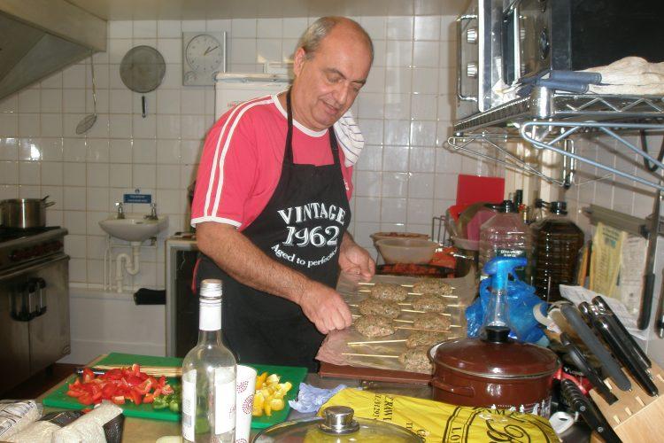 the olive tree taverna - winter  moods
